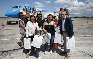 Aerolíneas Argentinas, ahora en dispositivos móviles